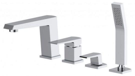 BelBagno Arlie смеситель для ванны/душа