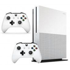 Игровая приставка Microsoft Xbox One S 500GB + второй геймпад