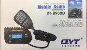 Автомобильная рация kt 8900
