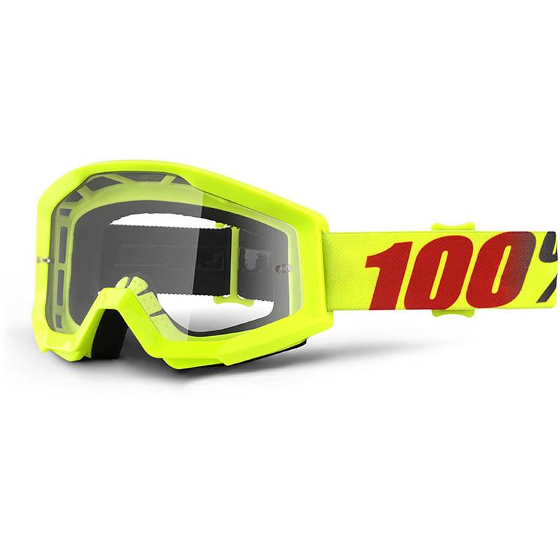 100% - Strata Mercury Clear Lens, очки