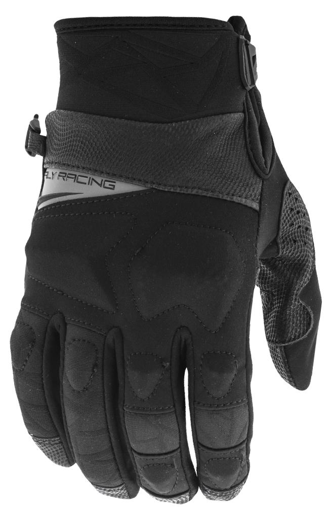 Fly - Boundary перчатки зимние, черные