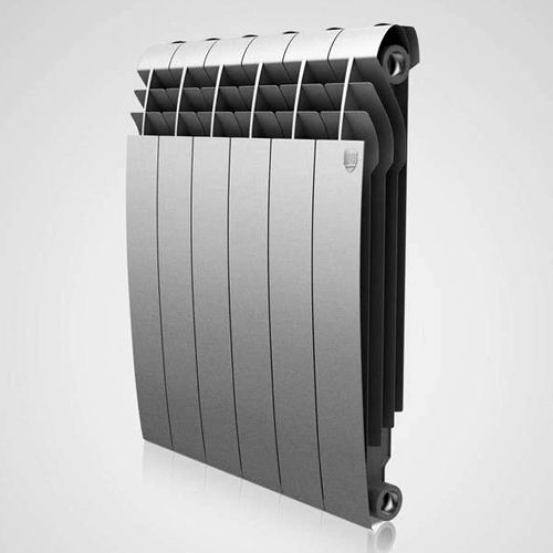 Радиатор Royal Thermo BiLiner Silver 500 x8