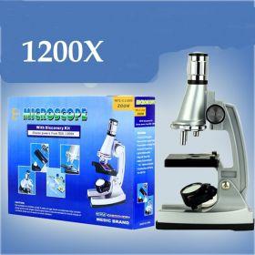 Школьный микроскоп