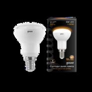 Лампа Gauss LED R50 E14 6W 2700K