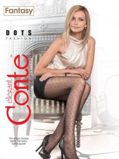 колготки CONTE Dots