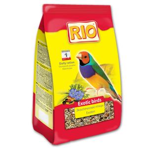 Корм Рио для экзотических птиц (амадины и т.п.) 500гр