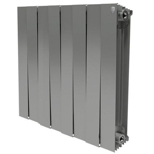 Радиатор Royal Thermo PianoForte Silver 500 x8