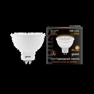 Лампа Gauss  LED MR16 5W 2700K
