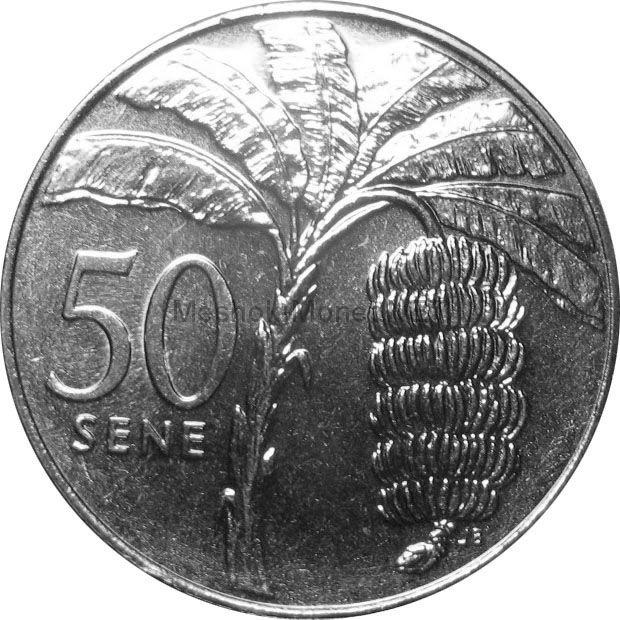 Самоа 50 сене 2002 г.