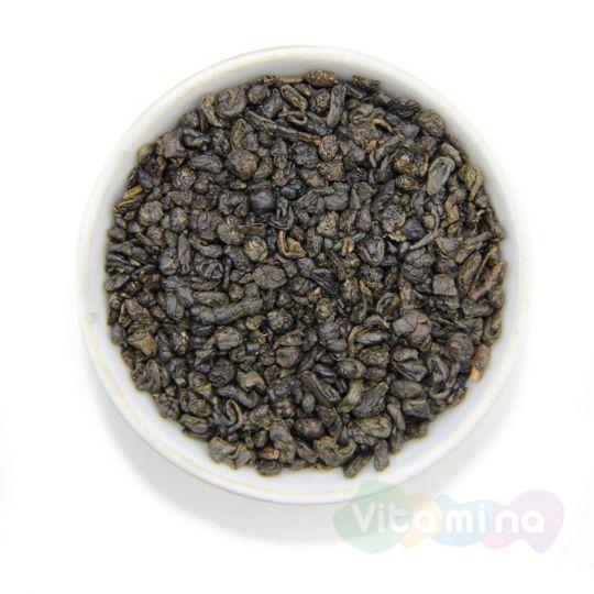 Зеленый чай Ганпаудер, 100г