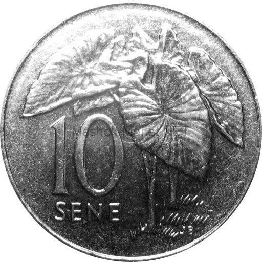 Самоа 10 сене 2002 г.