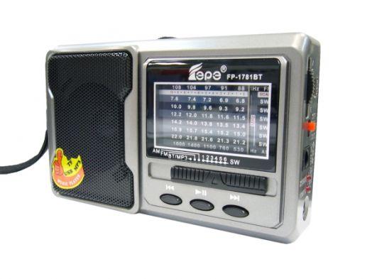 Fepe FP-1781BT (USB, Bluetooth)