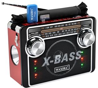 Waxiba XB-3067L р/п (USB)