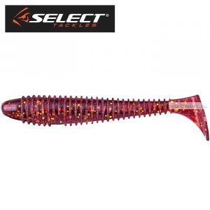 "Приманка Select Fatfish 3.8"" цвет:003 / 95 мм/упаковка 5 шт"