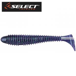 "Приманка Select Fatfish 3.8"" цвет:777 / 95 мм/упаковка 5 шт"