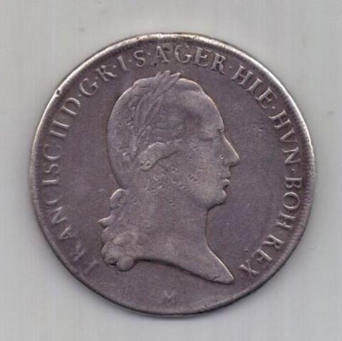 1 талер 1794 г. Милан. Италия. Австрия