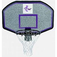 Щит баскетбольный Larsen HB-2 в комплекте с кольцом и сеткой
