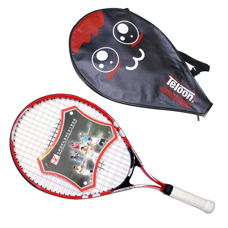 Ракетка для большого тенниса TELOON STAR2553 детская, в чехле