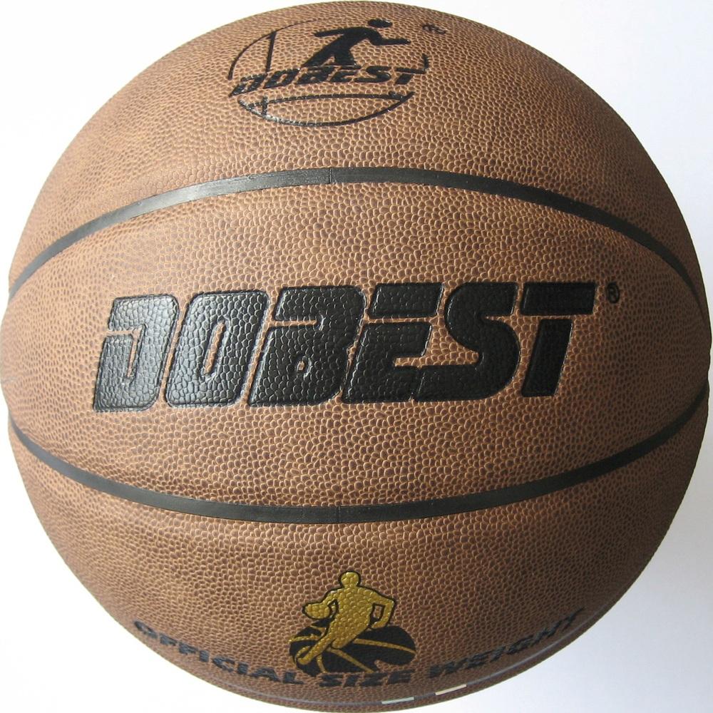 Мяч баскетбольный №7 DOBEST PK300