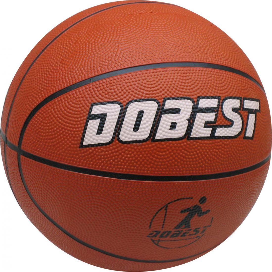 Мяч баскетбольный №7 DOBEST RB7-0886