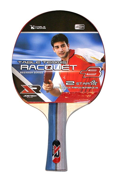 Ракетка для настольного тенниса JOEREX J201 2 звезды