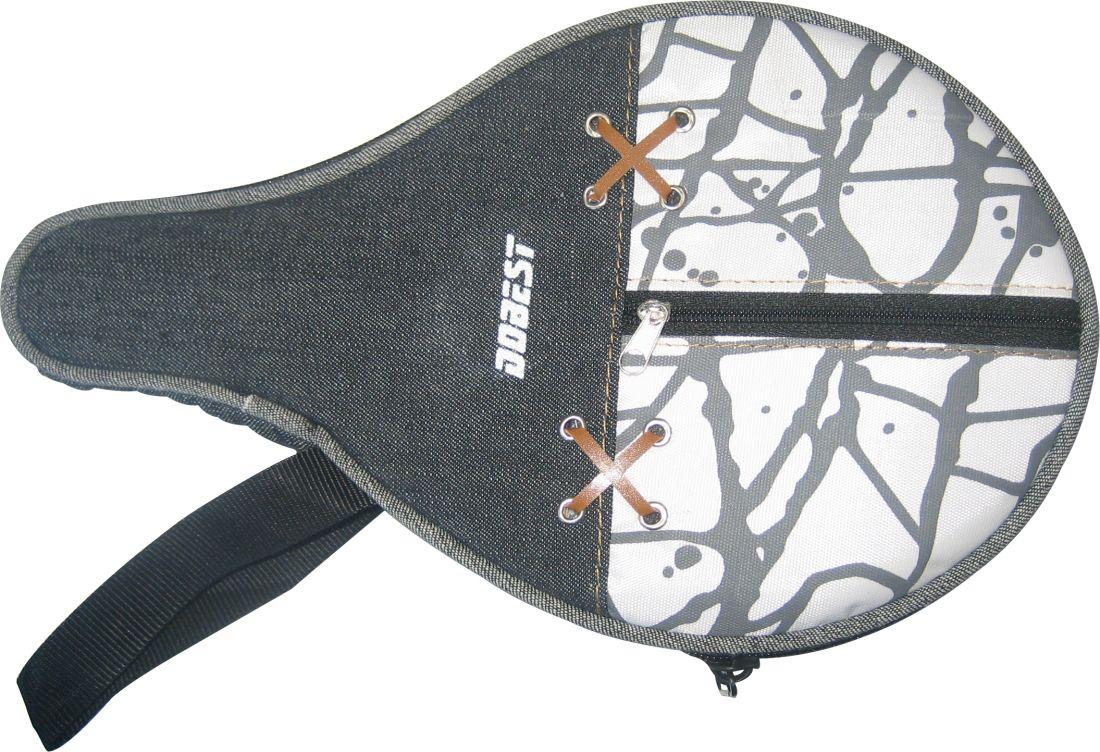 Чехол для ракетки для наст. тенниса DOBEST BB-09B с отделением для шариков