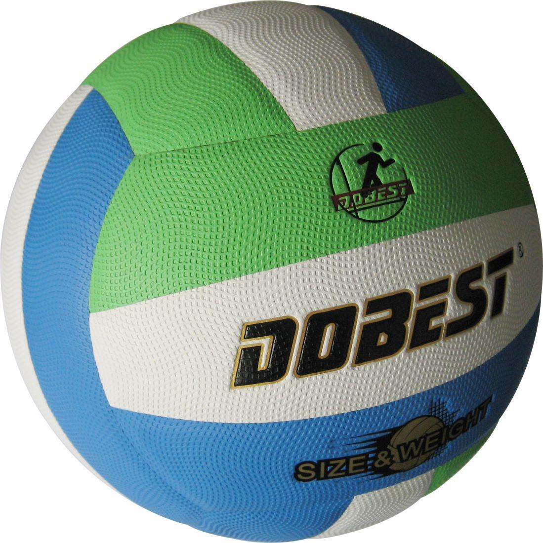Мяч волейбольный DOBEST PK-1010 GWB №5