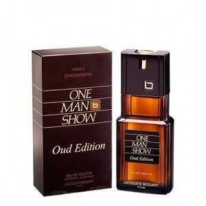 Туалетная вода Bogart One Man Show Oud Edition  100 Ml