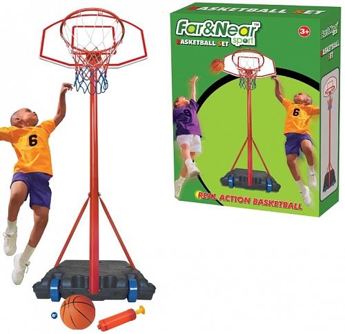 Игра детская Стойка Баскетбольная Far&Near FN-B0223638