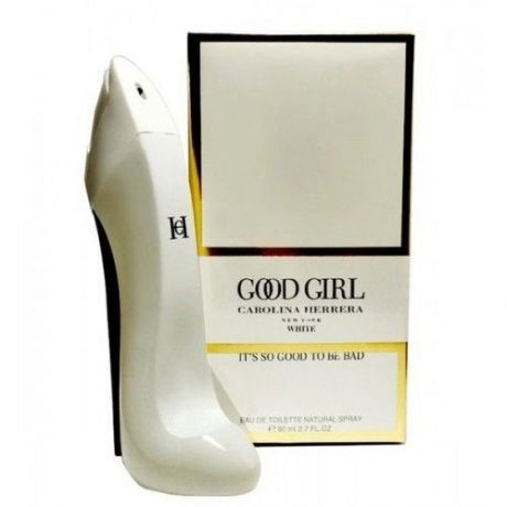 "Парфюмерная вода Carolina Herrera ""Good Girl White"", 80 ml"