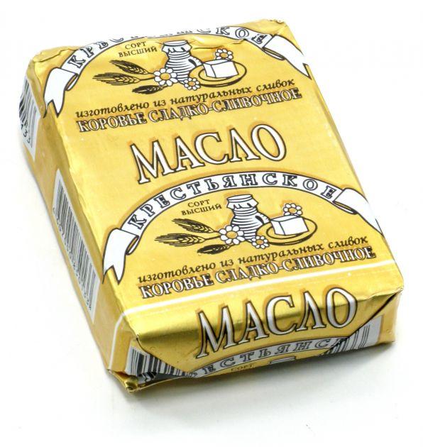 Масло сливочное Кувшин 72,5% Шкиф 180г
