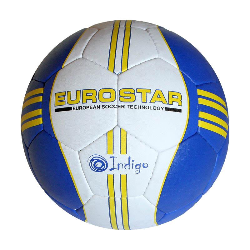 Мяч футбольный Indigo Euro Star 1154 №5
