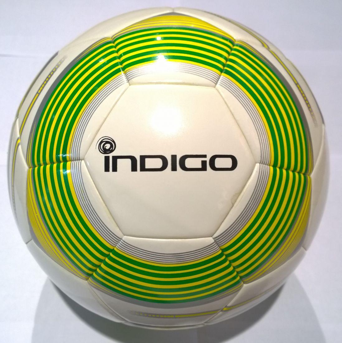 Мяч футбольный INDIGO Super Expressa №5