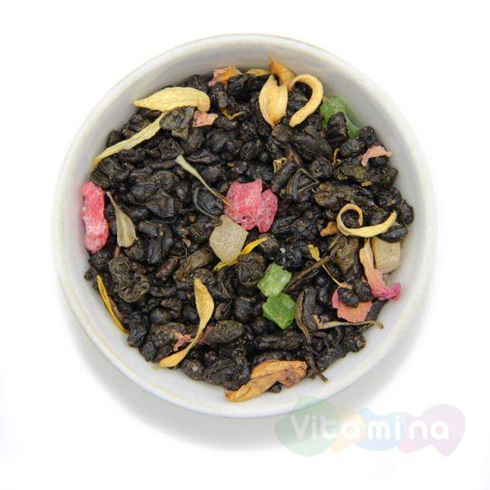 Зеленый чай с Манго - Манговый рай, 100г