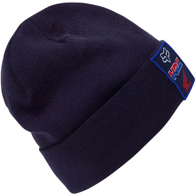 Fox - Pit HRC Roll Beanie Navy шапка, синяя