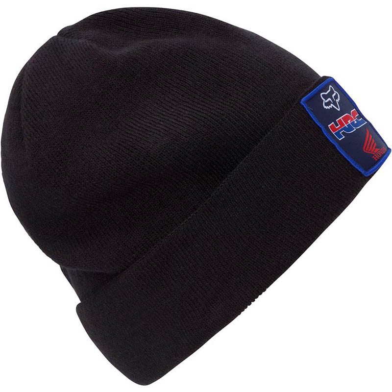 Fox - Pit HRC Roll Beanie Black шапка, черная