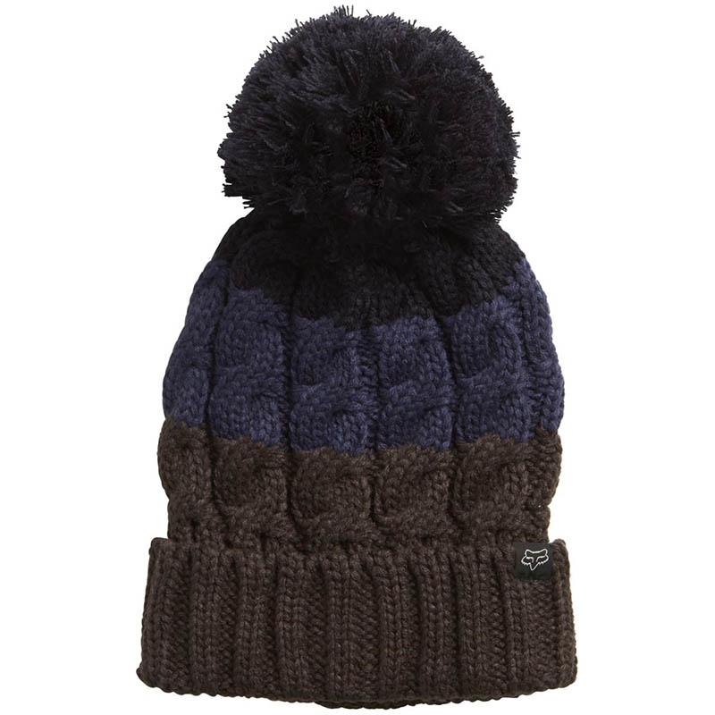 Fox - Valence Beanie Midnight шапка женская, синяя