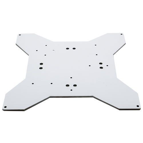 Стол для 3D-принтера композитный, 220х220х4мм