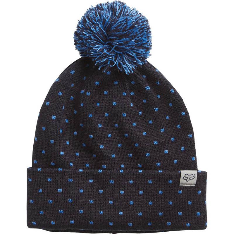 Fox - Snow Bunny Beanie Midnight шапка женская, синяя