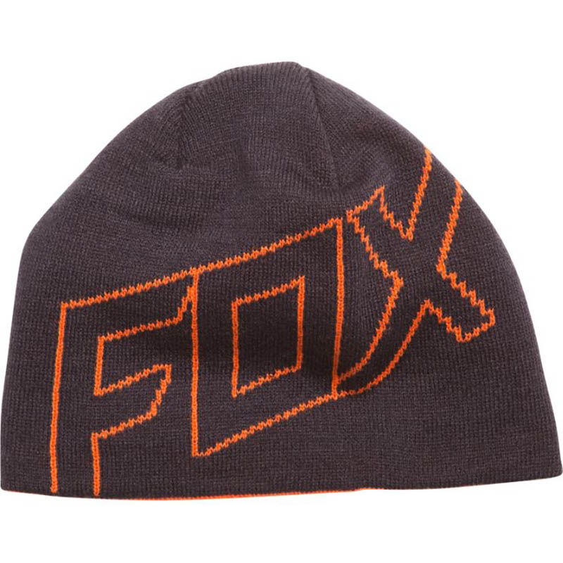 Fox - Ride Beanie Midnight шапка, серая