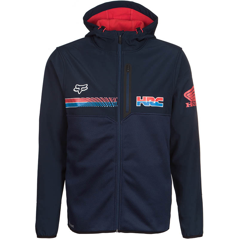 Fox - HRC Gariboldi Thermabond Jacket Navy куртка, синяя