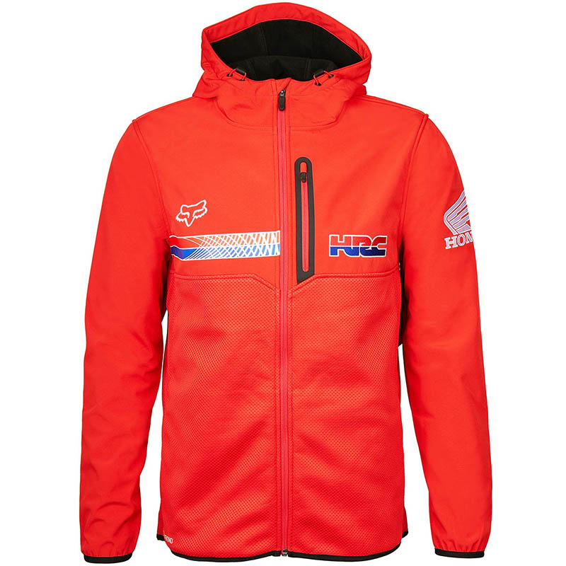 Fox - HRC Gariboldi Thermabond Jacket Red куртка, красная