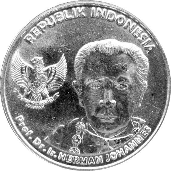 Индонезия 100 рупий 2016 г.