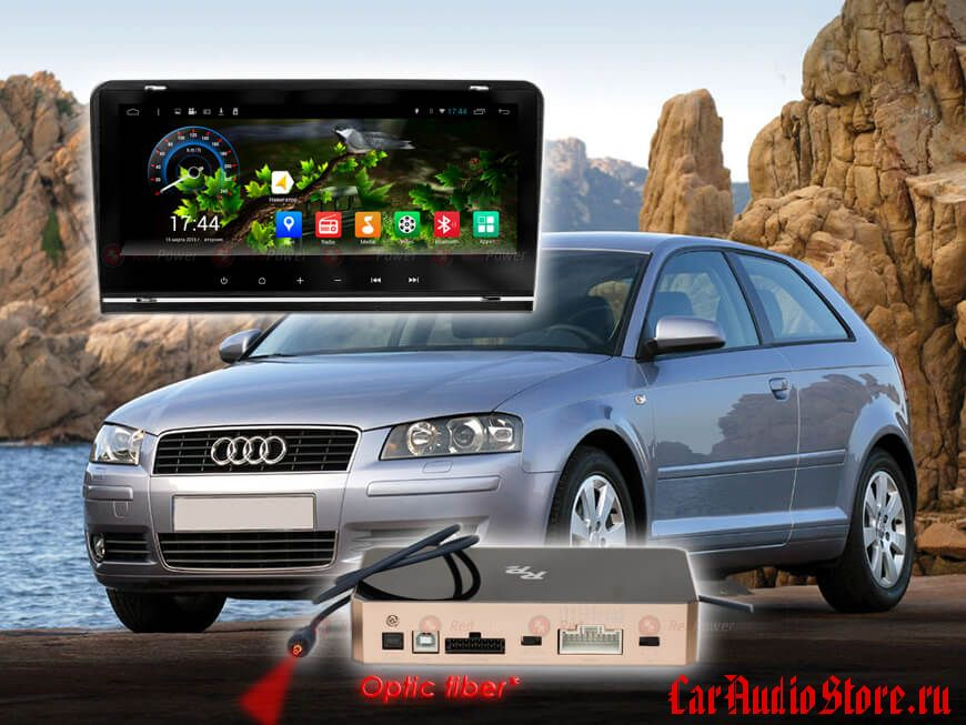 RedPower 31049 IPS Audi A3
