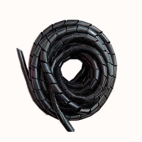 Спиральная оплетка для проводов