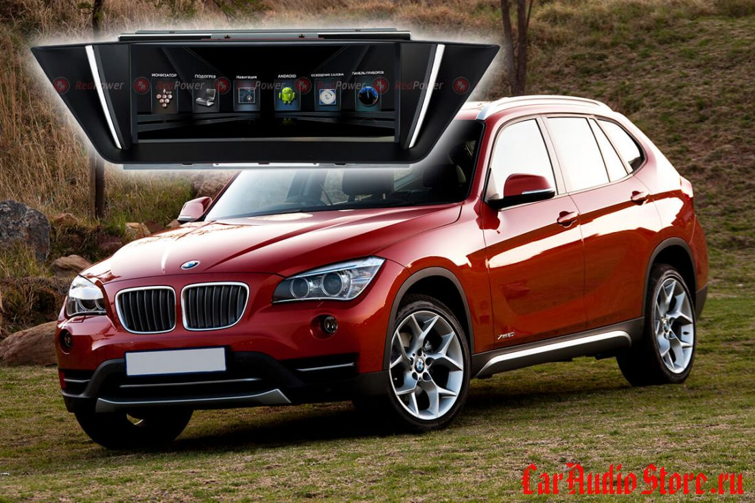 RedPower 31100 IPS BMW X1 (2009-2015), кузов E84