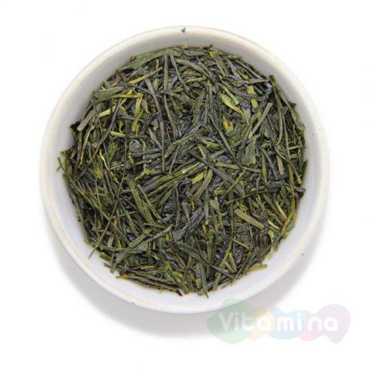 Зеленый чай Гекуро, 100г