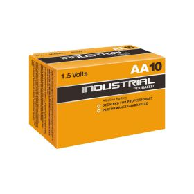 "Алкалиновая батарейка AA/LR6 ""Duracell Industrial"" 1.5v 10 шт."