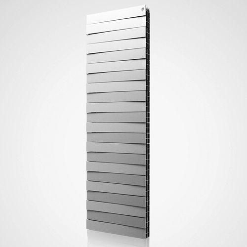 Радиатор RoyalThermo PianoForte Tower Silver Satin