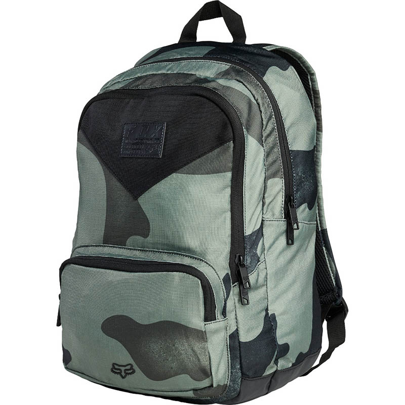 Fox - Sayak Lock Up Backpack Camo рюкзак, зеленый